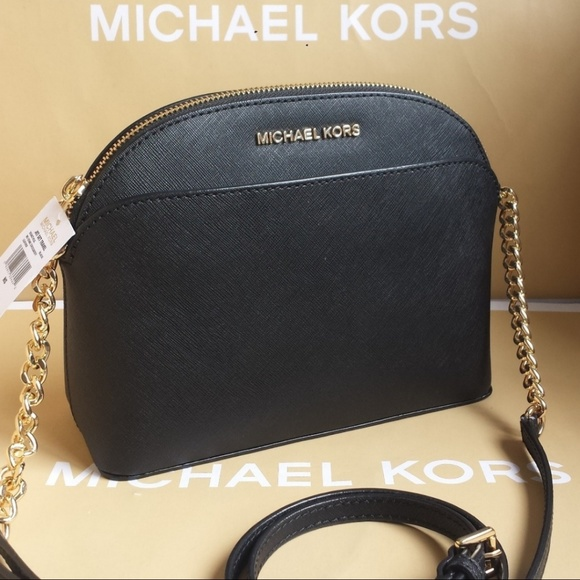 NWT Michael Kors Jet Set Travel MD Dome Crossbody NWT